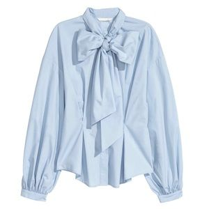 Never worn H&M business blouse